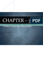Chapter – 3. VCR-Lppt