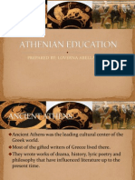 Athenian Education