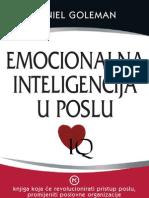 Emocionalna Inteligencija u Poslu