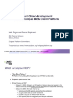 Smart Client Development With RCP