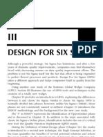 Chp-Design for Six Sigma