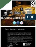VUJÀDÉ LTD COLLECTION OF BUSINESS MODEL CANVASES