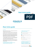 Catalogue - Floor Trims Guide