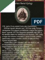Beleházi Bartal György - Párthus és Hunmagyar Scythákról 1860.