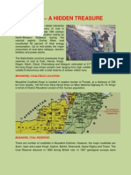 Pakistan Coal Reserves Kingri Balochistan