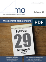 ultimo - Was kommt nach der Euro-Krise?
