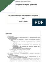 Les services statistiques français pendant l'Occupation - Wikisource