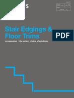 Catalogue - Stair Edgings & Floor Trims - Full
