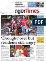 Selangor Times, March 2