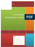 SectionB Group1 E Business(E Travel)