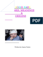 5126682 1000 Baby Names Meanings and Origins PDF