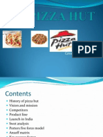 Ppt on Pizza Hut