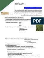 Bab 1 - Pendahuluan - Konsep Produksi Tanaman