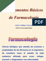 Fundamentos de Farmacología