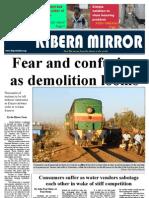 Kibera Mirror February/March edition