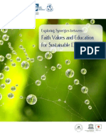 Faith Values and Education for SD_2012