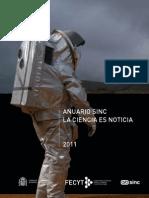 Anuario La Ciencia Es Noticia