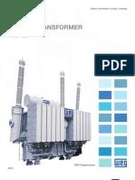 WEG Transformer
