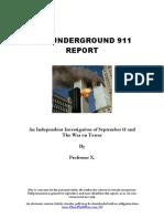 The Underground 911 Report