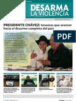 Desarma la Violencia. Boletín No. 2