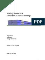 Building Bulletin 101