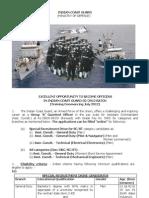 Advt.Officer SC-ST- REG ad news paper