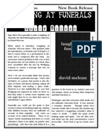 Press Release - Laughing at Funerals - 2012