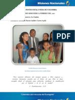 Informe Misionero a Febrero 2012-Villanueva Guajira