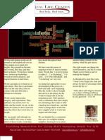 2012 03 Newsletter