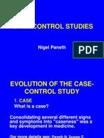 2.8 Case-Control Studies