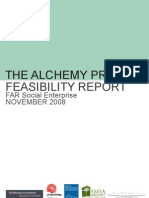 Alchemy Project-Feasibility Report
