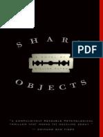 Sharp Objects by Gillian Flynn - Excerpt