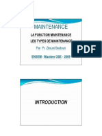 Chap 1 Fonction maintenance - Types de maintenance [Mode de compatibilité]