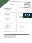 GA - 2012-03-02 - ORDER Dismissing Farrar, Swensson, Powell, And Welden Complaints