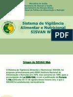 Sisvan Web 2009