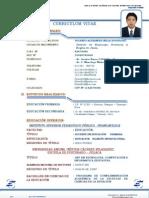 Curriculum Vitae - Rolando Alexander Milla Rodriguez