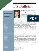 Team Newsletter January,2012
