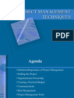 Project Mgt