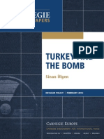 Turkey and the Bomb