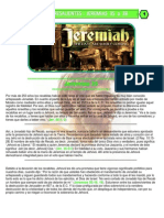 Puntos Sobresalientes - Jeremias 35 a 38