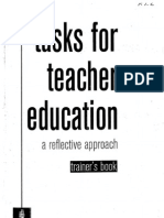 Task for Teacher Trainer Book