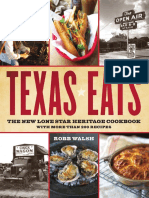 Recipes From Texas Eats by Robb Walsh