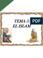 tema 5 el islam