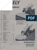 L8, 1966 Owners Manual