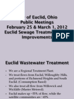 Euclid Sewer