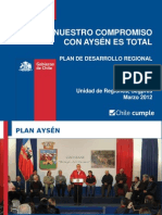 Propuestas Para El Desarrollo de Ay Sen Final