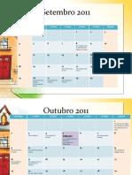 Calendário 2011-12