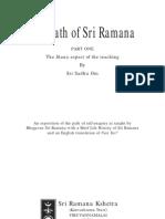 Path of Ramana Part I