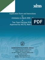 Application Form 12-14