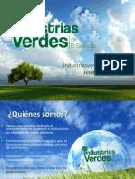 Catálogo Industrias Verdes